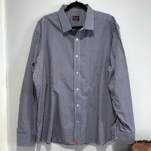 UNTUCKit wrinkle free button up shirt